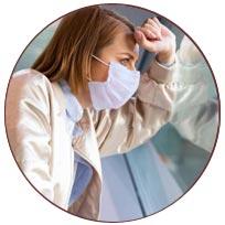therapist coronavirus stress oakland county